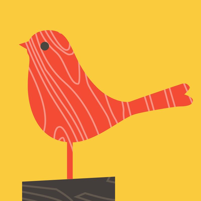 Bird02 red