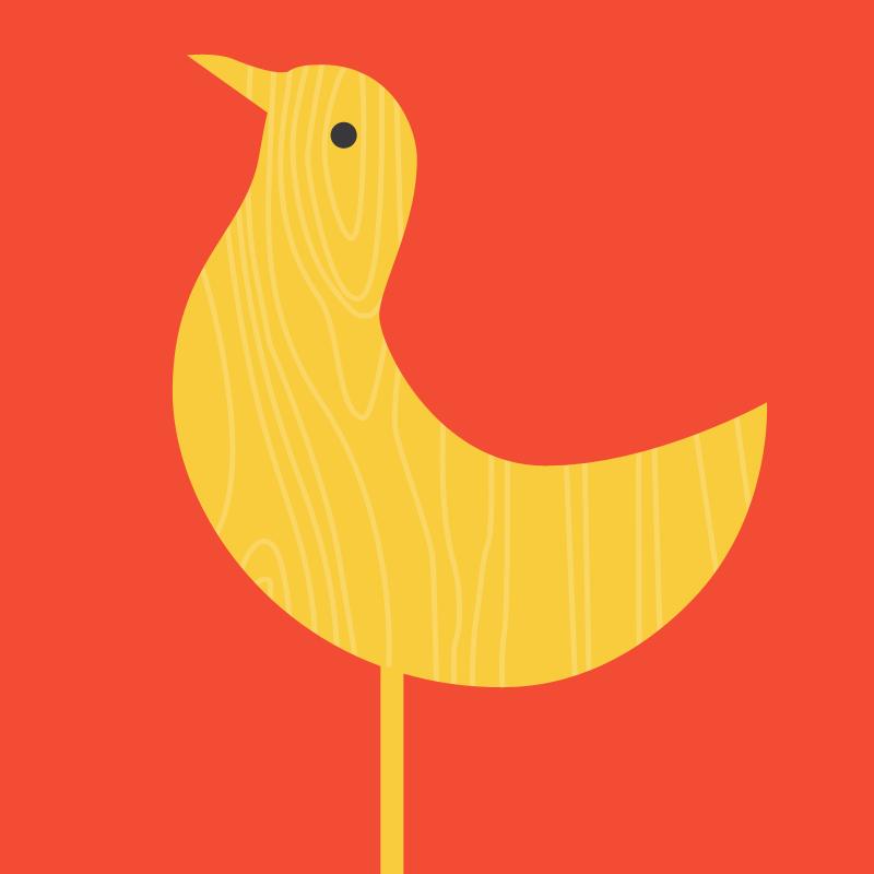Bird03 yellow